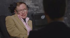 John Oliver entrevista a StephenHawking