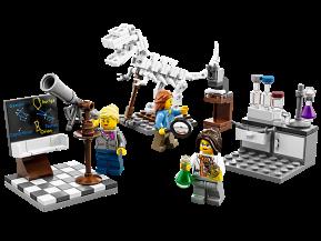 LEGO lanza un set de mujerescientíficas