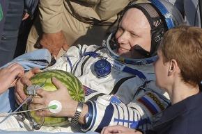 Oleg Artemyev: El hombre en el espacioexterior